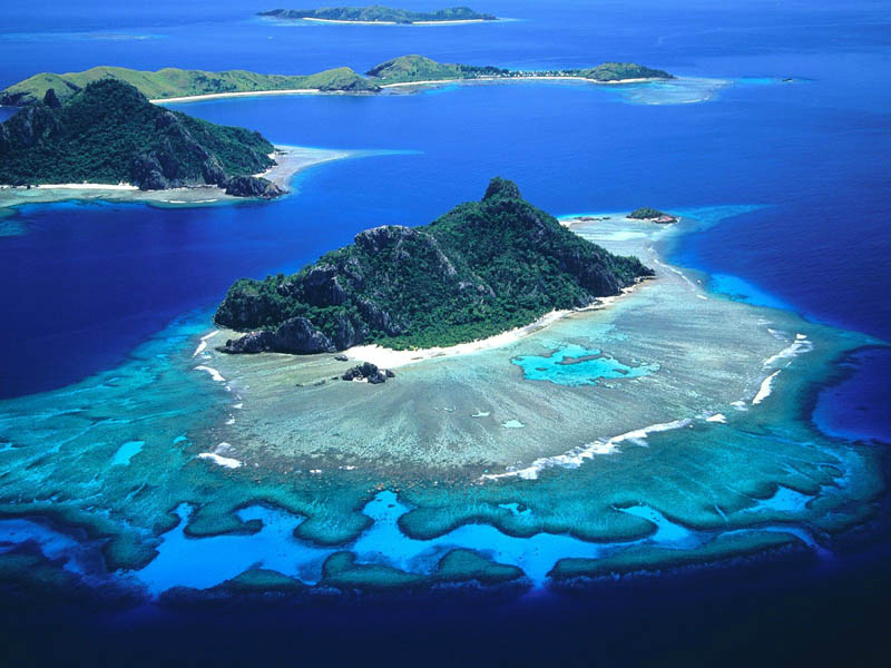 Picture of the Day: The Mamanuca Islands of Fiji
