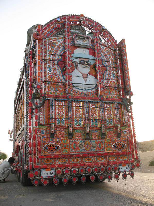 truck art pakistan 13 Decorative Truck Art from Pakistan