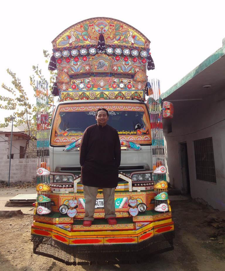truck art pakistan 2 Decorative Truck Art from Pakistan