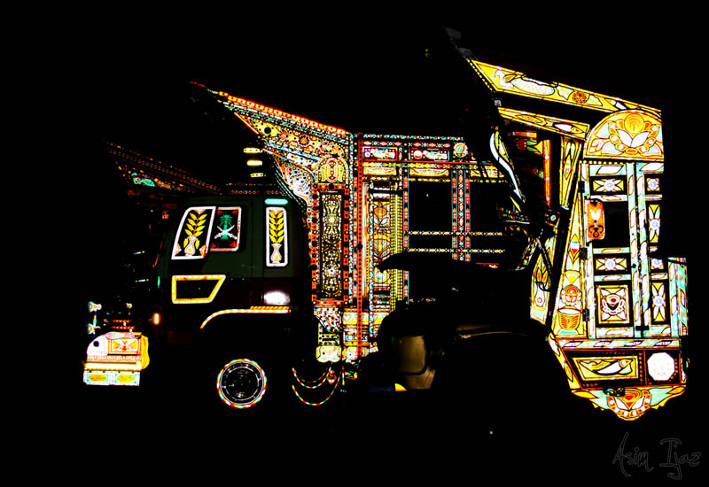 truck art pakistan 4 Decorative Truck Art from Pakistan