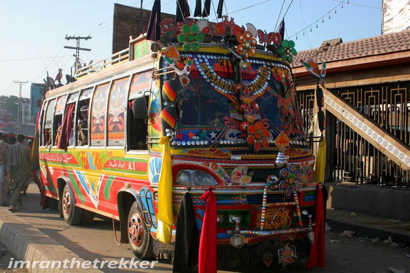 truck art pakistan 8 Decorative Truck Art from Pakistan