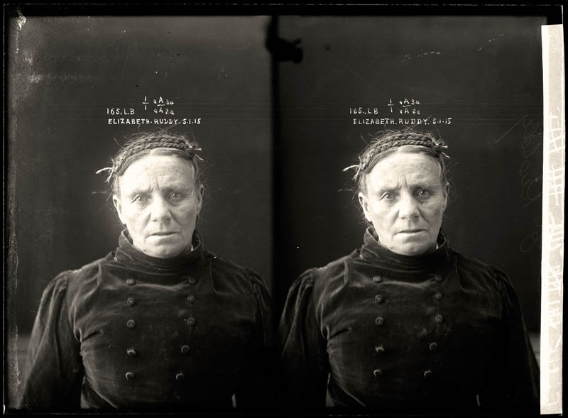 vintage female mug shots 11 Femme Fatales: 35 Vintage Female Mug Shots