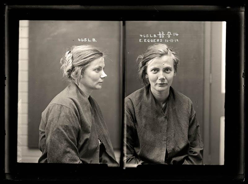 vintage female mug shots 14 Femme Fatales: 35 Vintage Female Mug Shots
