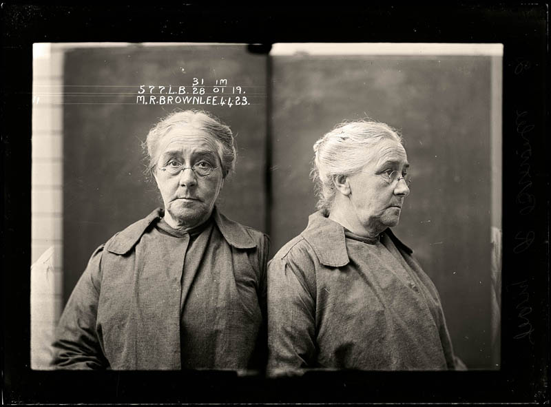 vintage female mug shots 28 Femme Fatales: 35 Vintage Female Mug Shots