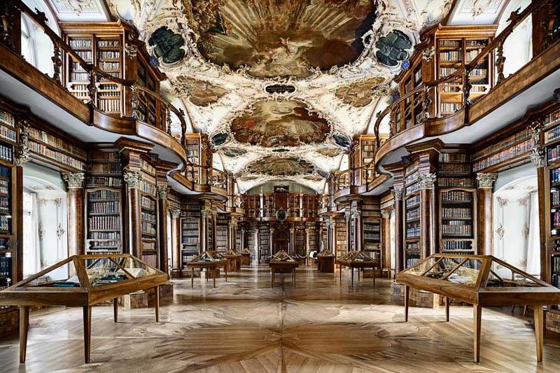15 Beautiful Libraries Around The World 171 Twistedsifter