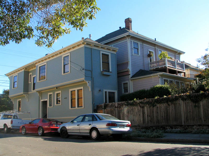 alameda spite house california 2 8 Homes Built Out of Spite