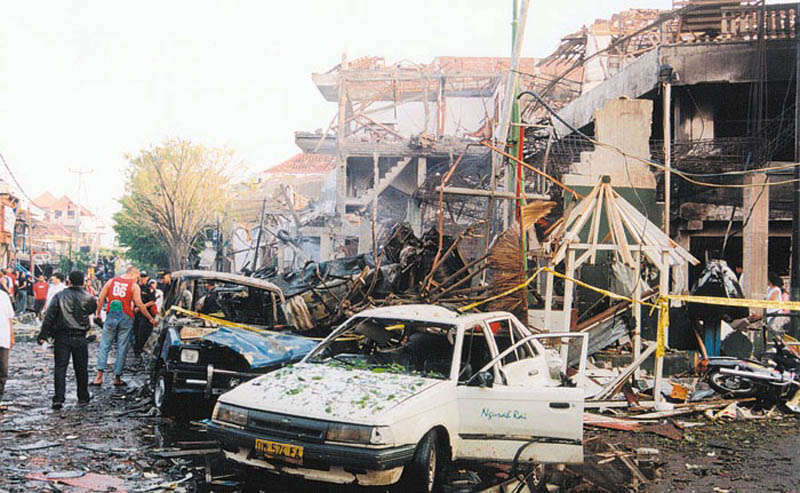 the bali bombing Andrew csabi  australian bali bombing survivor | have you ever been in the wrong place at the wrong time andrew's unique story starts on the evening of 12th.