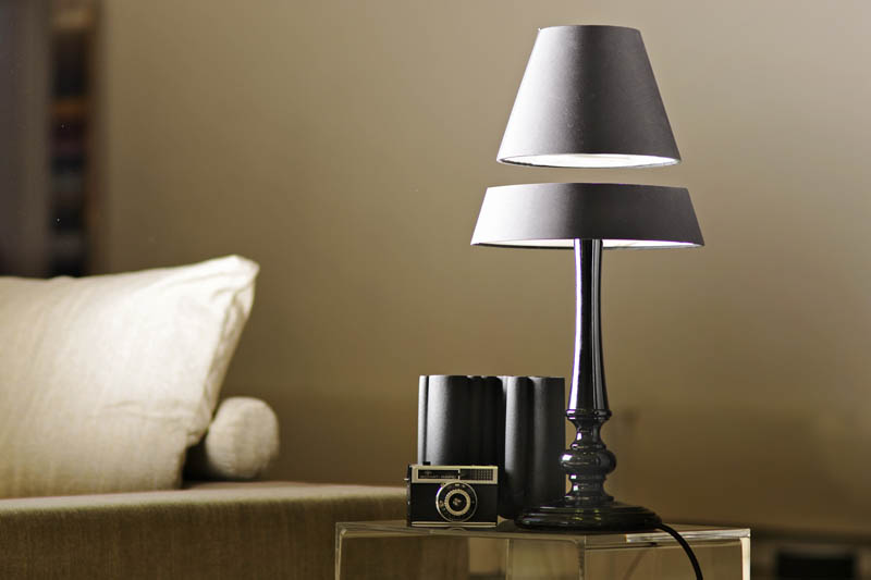 Floating Table Desk Lamp Magnets 6 Floating Table Lamps Are Awesome