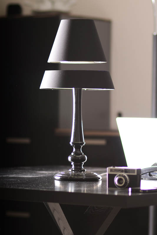 Floating Table Lamps Are Awesome 171 Twistedsifter