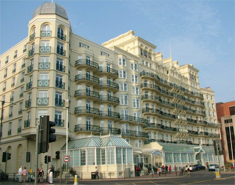 grand hotel   brighton restored This Day In History   October 12th