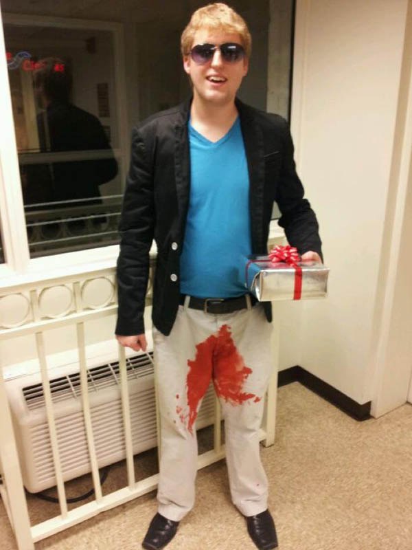 25 hilarious halloween costumes from the weekend