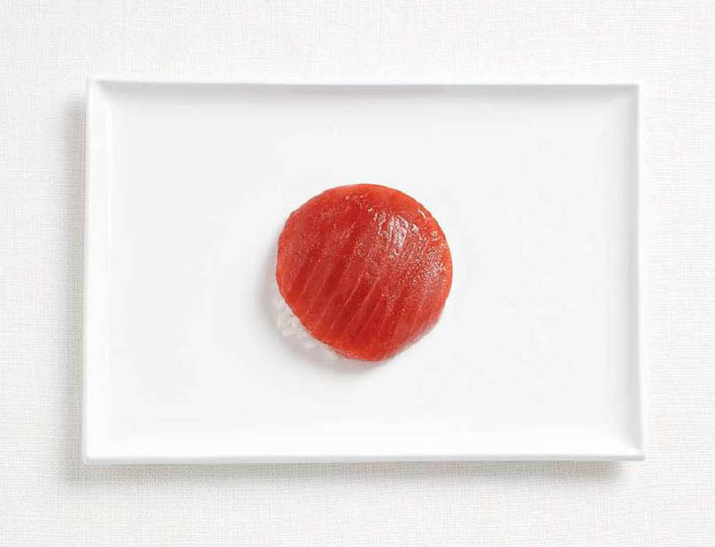 japan flag made from food 18 National Flags Made From Food