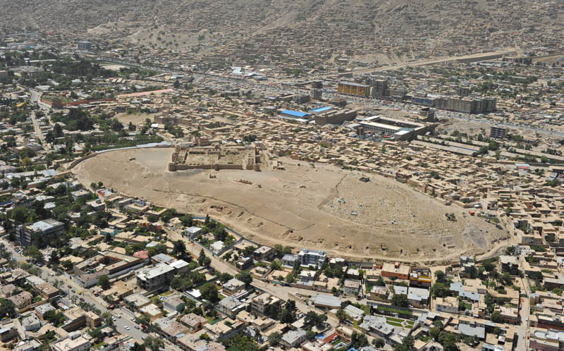 kabul afghanistan aerial from above This Day In History   October 19th