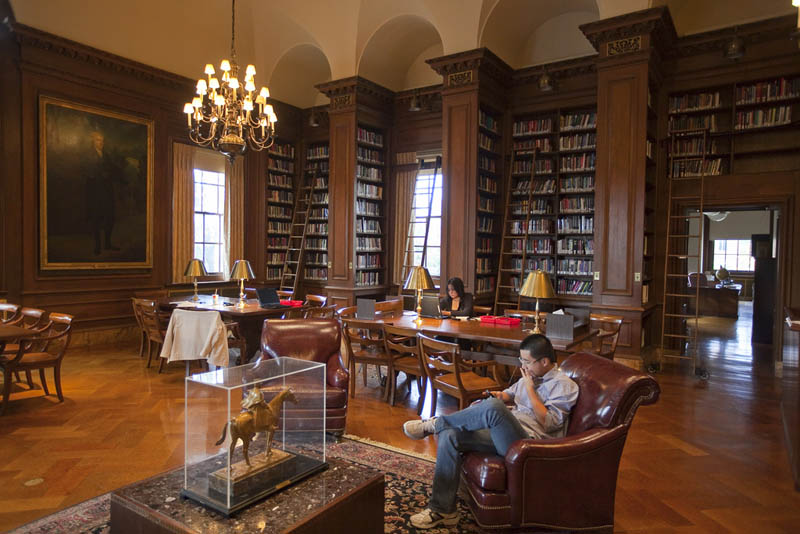 kirby library lafayette college 2 15 Beautiful Libraries Around the World