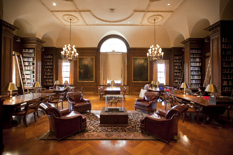 kirby library lafayette college 15 Beautiful Libraries Around the World