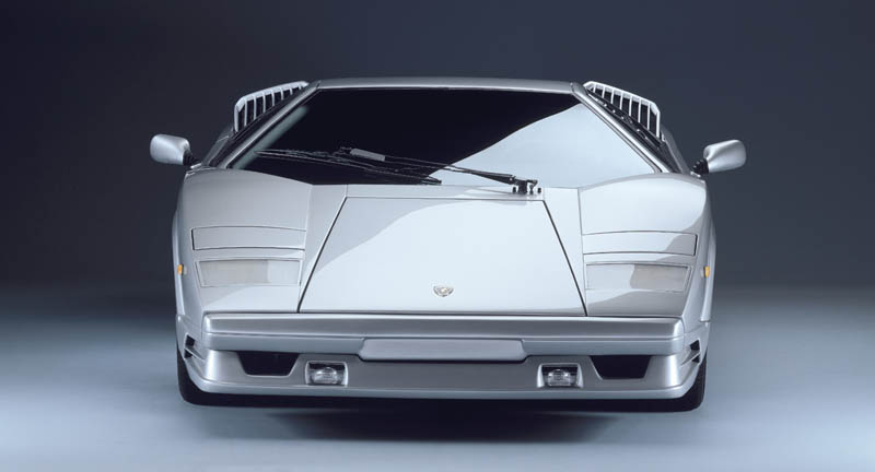 lamborghini countach 25th anniversary 1988 6 The Legendary Lamborghini Countach