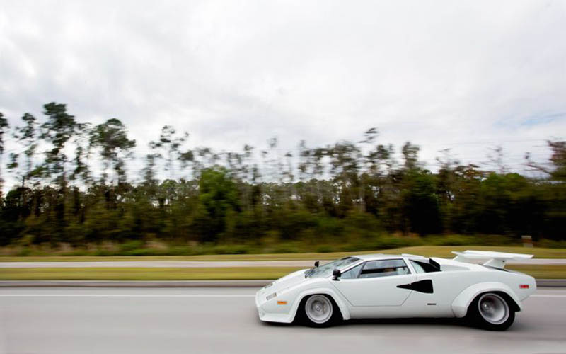 lamborghini countach lp400s 2 The Legendary Lamborghini Countach