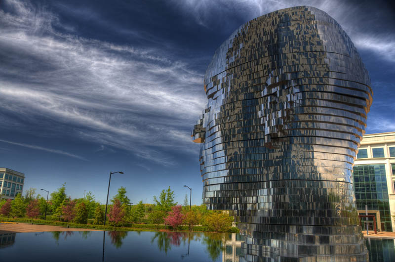 Moving To North Carolina >> Metalmorphosis: Incredible Moving Sculpture by David Cerny «TwistedSifter