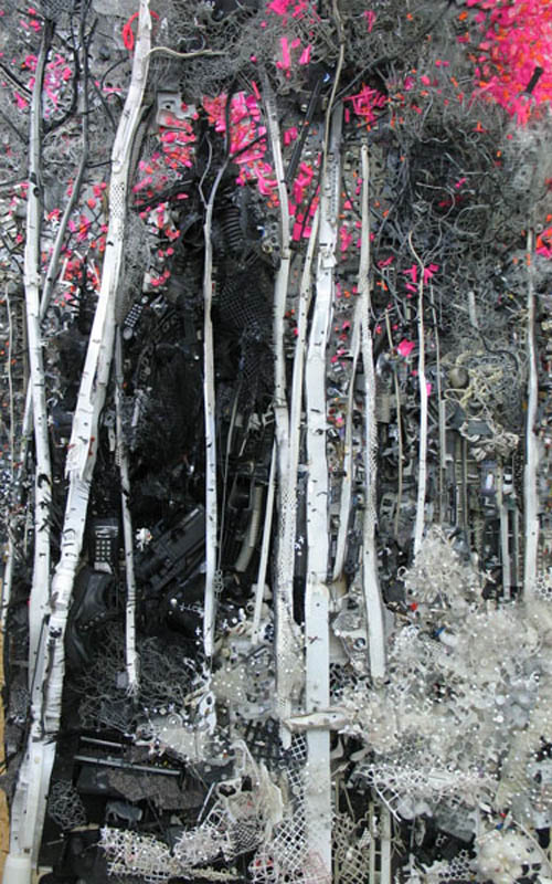 natural landscapes recreated from junk tom deininger 1 Idyllic Landscapes Recreated from Junk