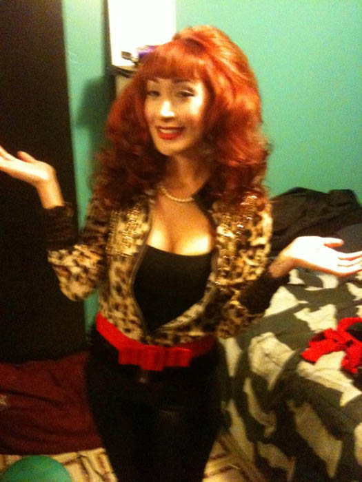 peg bundy hilarious halloween costume 25 Hilarious Halloween Costumes from the Weekend