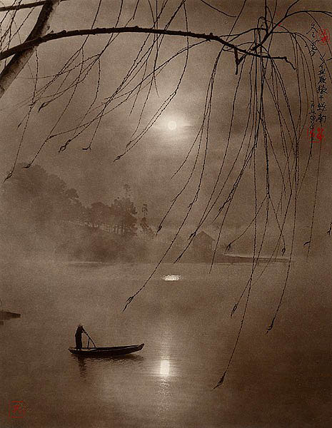 photographs that look like traditional chinese paintins dong hong oai asian pictorialism 14 Photos Made to Look Like Traditional Chinese Paintings