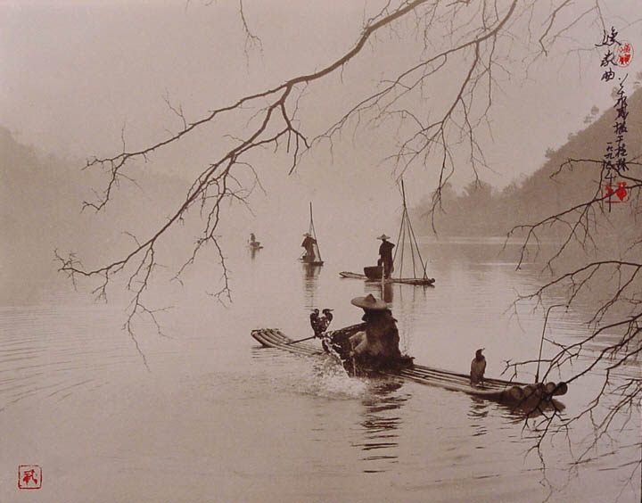 photographs that look like traditional chinese paintins dong hong oai asian pictorialism 15 Photos Made to Look Like Traditional Chinese Paintings