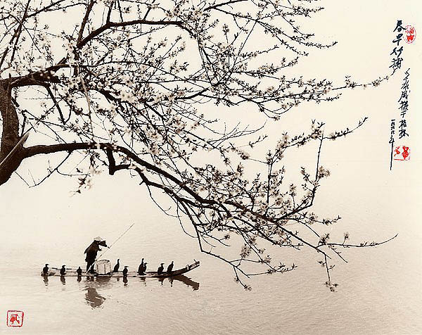 photographs that look like traditional chinese paintins dong hong oai asian pictorialism 21 Photos Made to Look Like Traditional Chinese Paintings