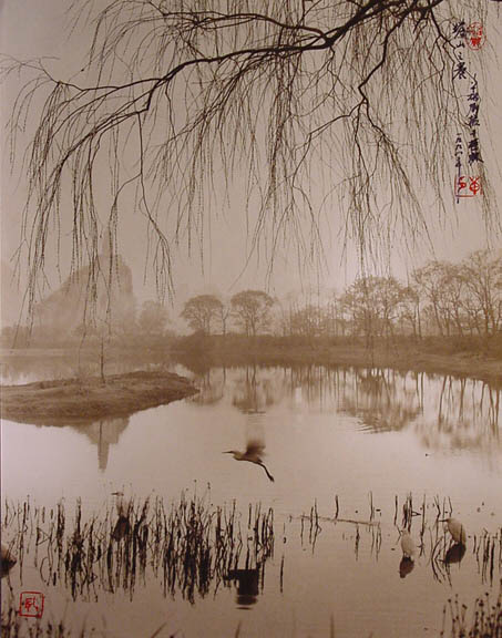 photographs that look like traditional chinese paintins dong hong oai asian pictorialism 5 Photos Made to Look Like Traditional Chinese Paintings