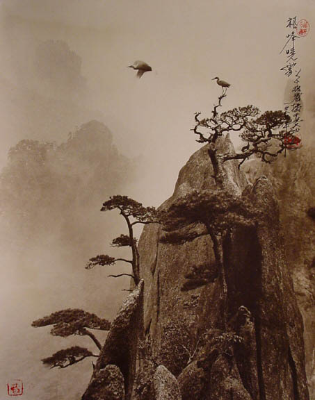 photographs that look like traditional chinese paintins dong hong oai asian pictorialism 6 Photos Made to Look Like Traditional Chinese Paintings