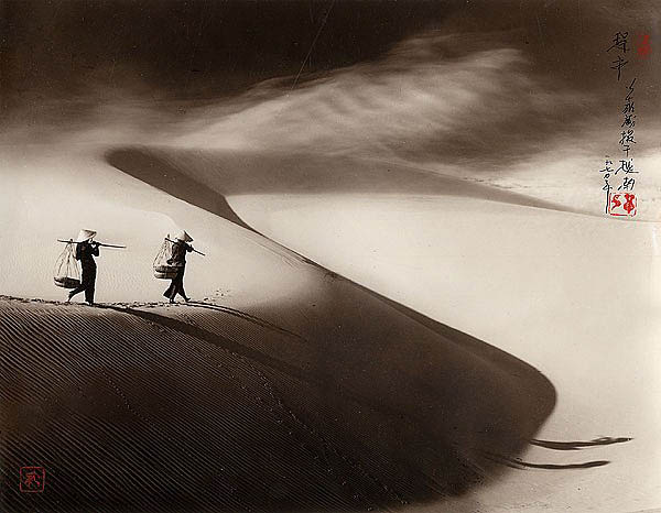 photographs that look like traditional chinese paintins dong hong oai asian pictorialism 9 Photos Made to Look Like Traditional Chinese Paintings