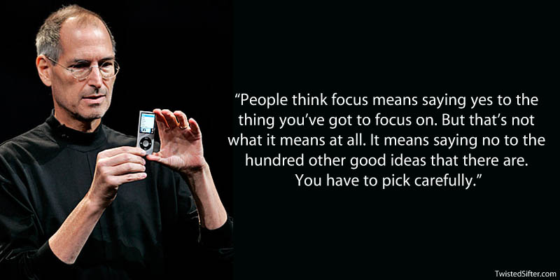 20 Most Inspirational Quotes by Steve Jobs «TwistedSifter