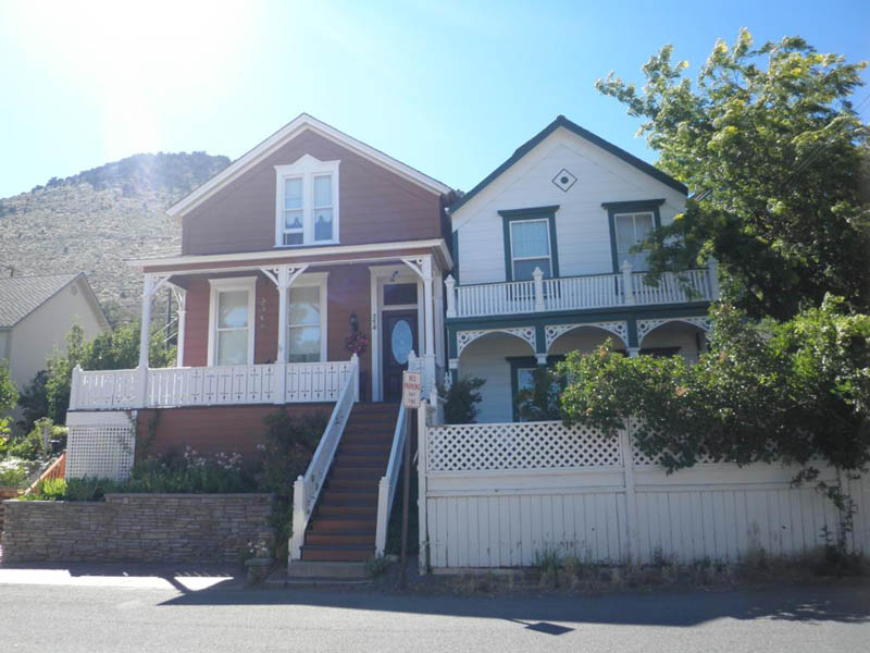 virginia city spite house 8 Homes Built Out of Spite