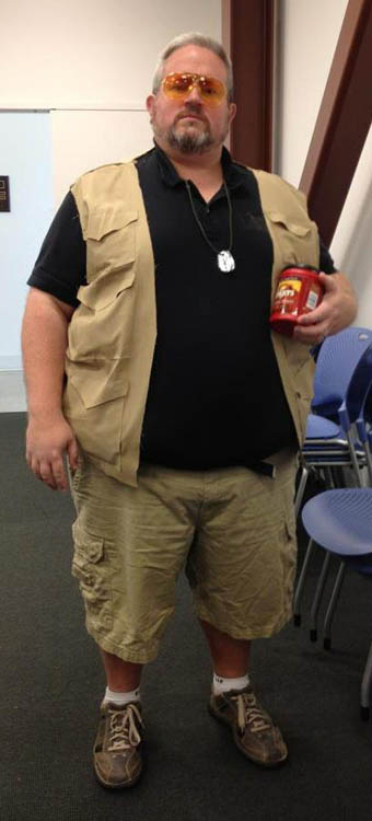 walter sobchak hilarious halloween costume 25 Hilarious Halloween Costumes from the Weekend  sc 1 st  TwistedSifter : the big lebowski halloween costumes  - Germanpascual.Com