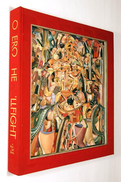 book art carving sculpture brian dettmer 14 Intricate Book Art Carvings by Brian Dettmer