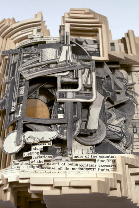 book art carving sculpture brian dettmer 23 Intricate Book Art Carvings by Brian Dettmer