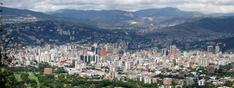 caracas skyline aerial from above Top 25 Cities in the World with the Most High Rise Buildings