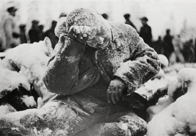 frozen body winter war soviet union finland 1939 This Day In History   November 30th