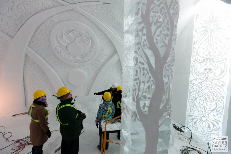 hotel de glace americas only ice hotel quebec city canada 22 Hotel de Glace: North Americas Only Ice Hotel