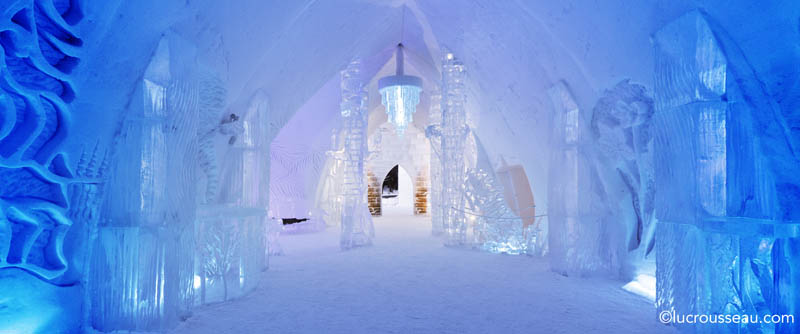 hotel de glace americas only ice hotel quebec city canada 25 Hotel de Glace: North Americas Only Ice Hotel