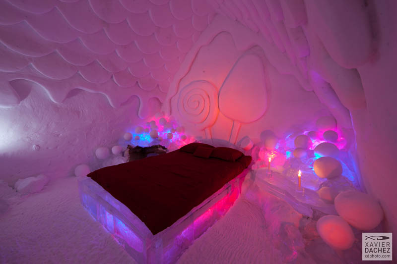 hotel de glace americas only ice hotel quebec city canada 8 Hotel de Glace: North Americas Only Ice Hotel