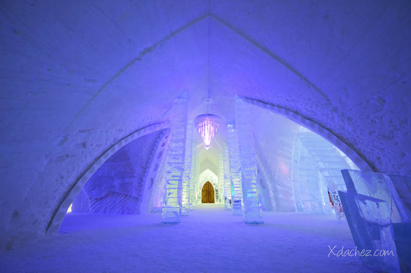 hotel de glace americas only ice hotel quebec city canada 9 Hotel de Glace: North Americas Only Ice Hotel