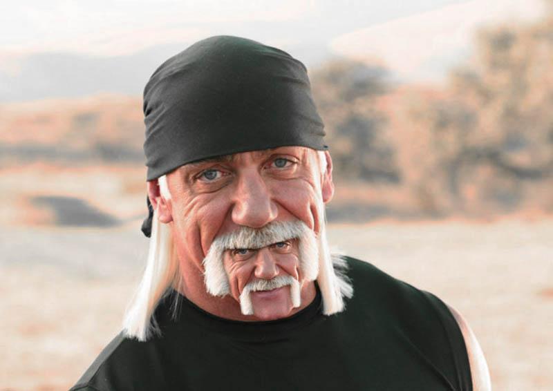 hulk hogan mustache head The Friday Shirk Report   Volume 135