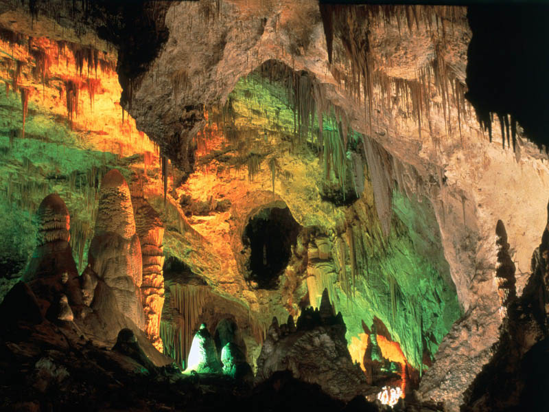 The Jeita Grotto Limestone Caves in Lebanon «TwistedSifter