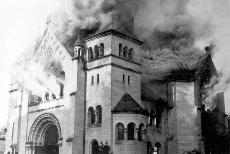 Help writing a research paper on Kristallnacht?