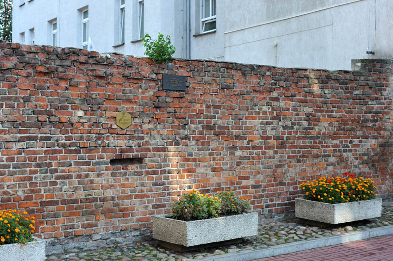 last remaining wall of warsaw ghetto This Day In History   November 16th