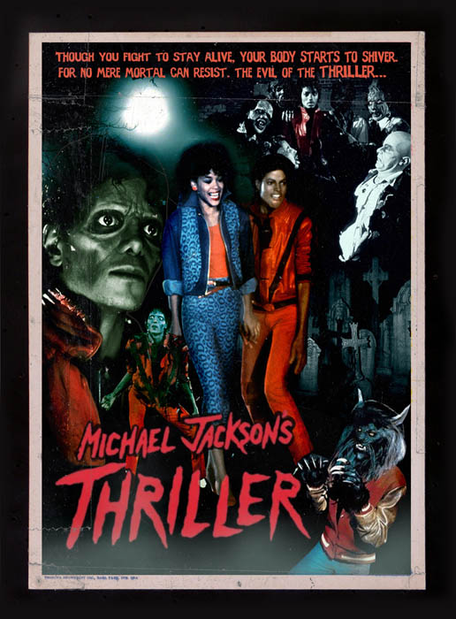 michael jackson  s thriller  by smalltownhero This Day In History   November 30th