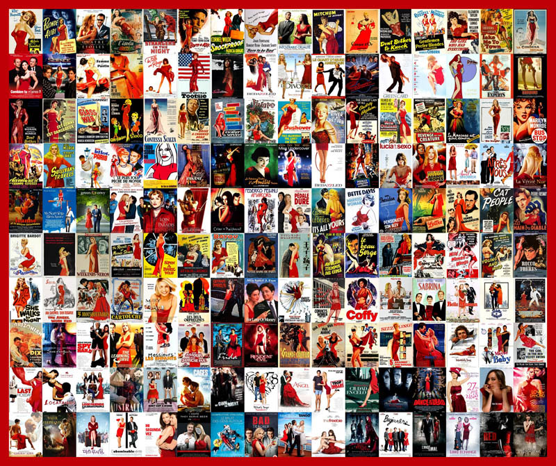 movie poster cliches themes styles back to back viewed from side 10 10 Funny Movie Poster Cliches