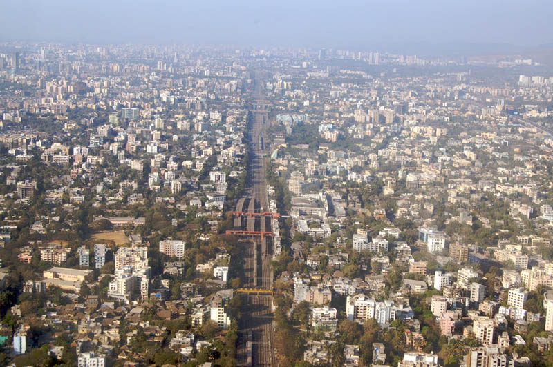 mumbai aerial skyline Top 25 Cities in the World with the Most High Rise Buildings
