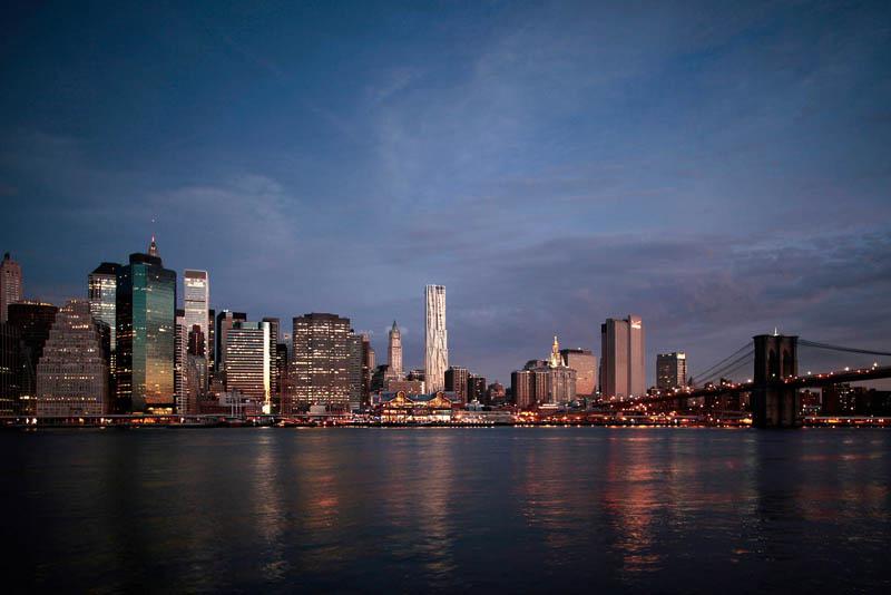 new york by gehry rental residence building tower manhattan new york city 15 New York by Gehry: Tallest Residential Tower in Western Hemisphere