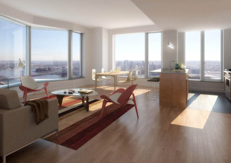 new york by gehry rental residence building tower manhattan new york city 19 New York by Gehry: Tallest Residential Tower in Western Hemisphere